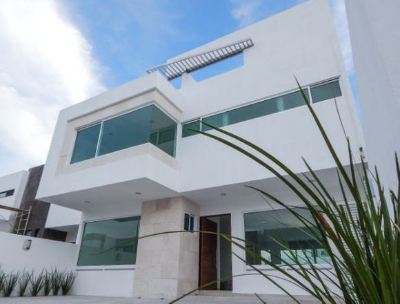 Venta Residencia 3 rec privada moderna