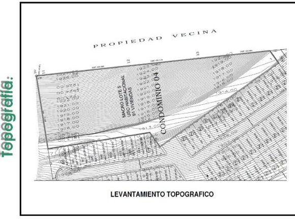 Venta Terreno Hab para 91 viviendas en Residencial