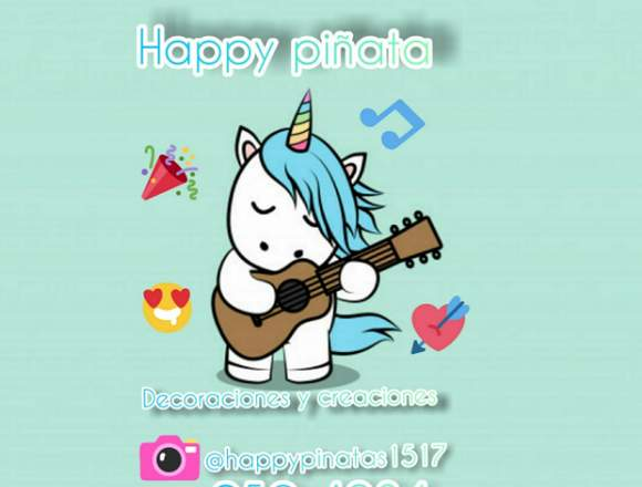 Instagram:@happypinatas1517