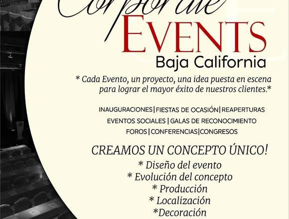 Eventos Corporativos para empresas