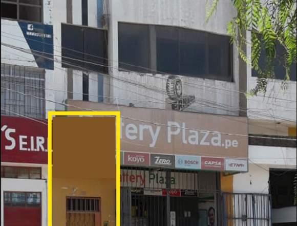 VENDO EDIFICIO EN CHICLAYO - Ideal para HOSTAL