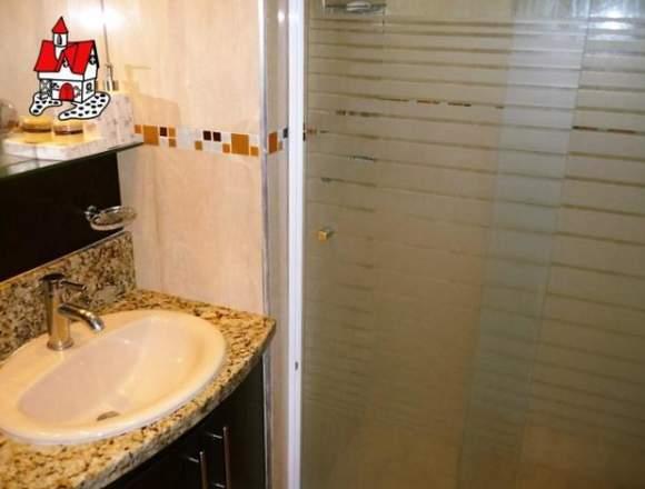 Apartamento de 89mts2 en Urbanización Maracay
