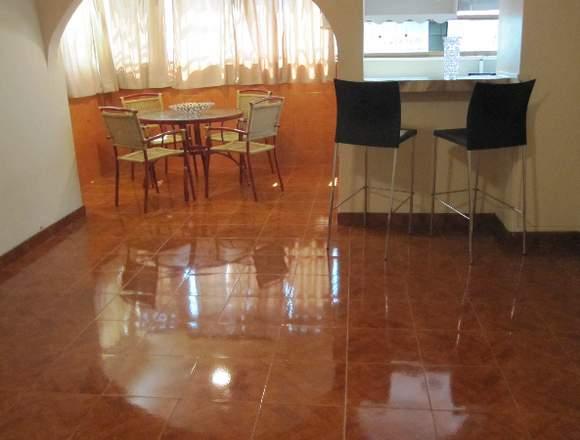 Apartamento tipo estudio 76mts2 en Basea Aragua.