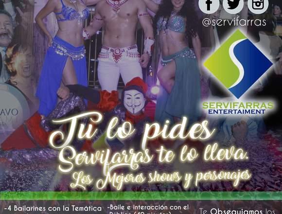 Hora Loca Guayaquil , Bailarines , Animaciones , S