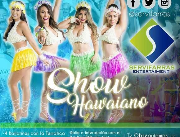 Shows Temáticos , Show Hawaiano , Guayaquil Servif
