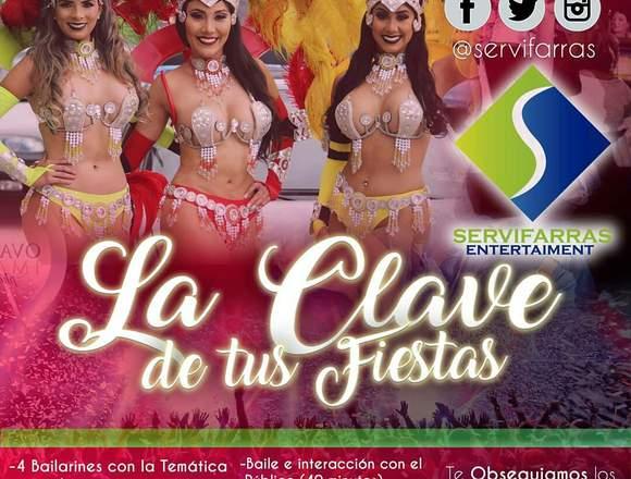 Hora Loca Guayaquil , Animadores , Bailarines