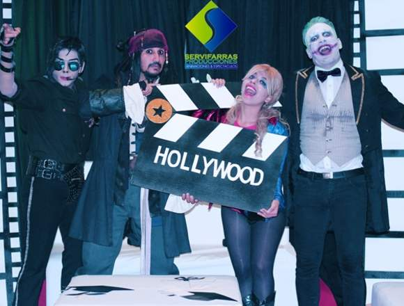 Shows Temáticos , Show Hollywood , Guayaquil Servi
