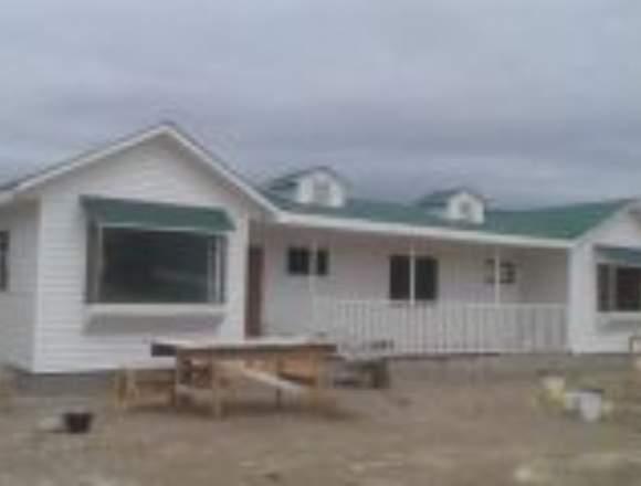 Construcciones de Casas Totalmente terminadas