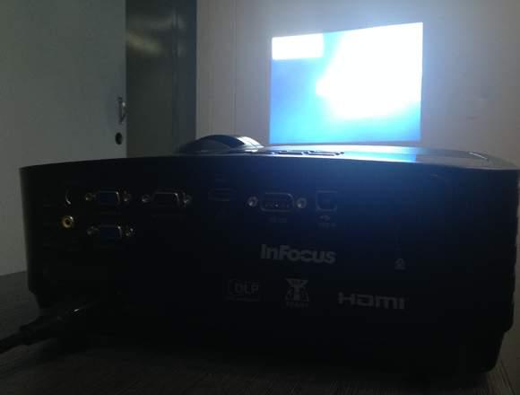 VIDEO BEAM 3D-HD USADO EN PERFECTAS CONDICIONES