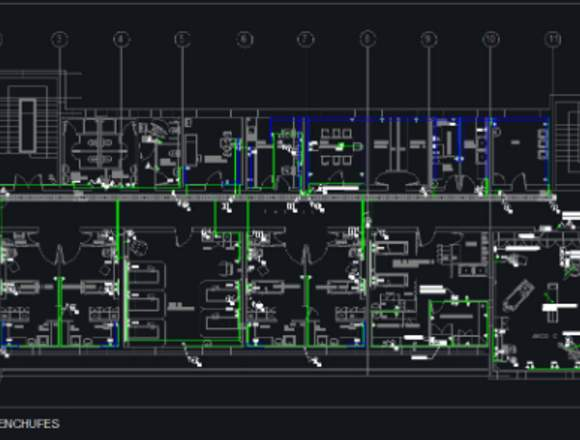 Proyectos Eléctricos BT y MT