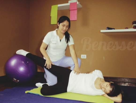Masajes Terapéuticos y Descontracturantes