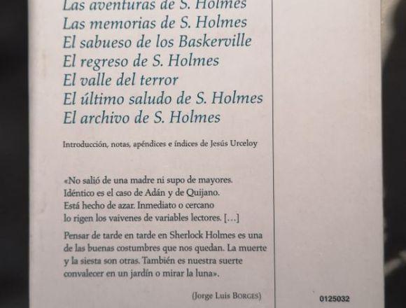 Libro Todo Sherlock Holmes