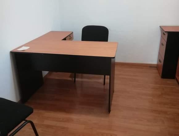Tu  oficina lista para empezar a trabajar