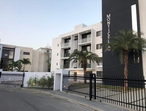 Vendo nuevos y modernos apartamentos