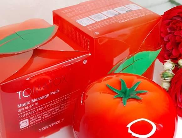 Aclarante mascarilla Tomatox TonyMoly