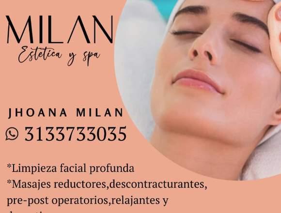 Milán estética y spa
