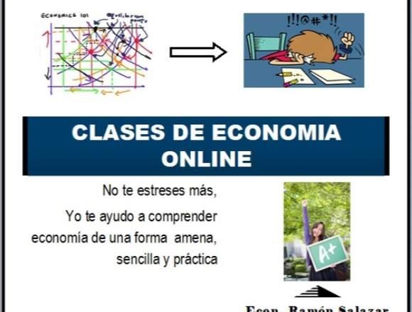 Clases y de economía y microeconomía. Matematicas