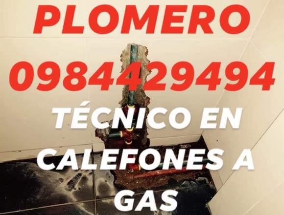 MARQUE 0984429494 PARA TENER UN PLOMERO DE CALIDAD