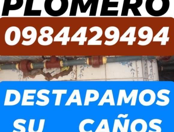 PROBLEMAS CON SU TUBERIA ATASCADA AQUÍ SU PLOMERO