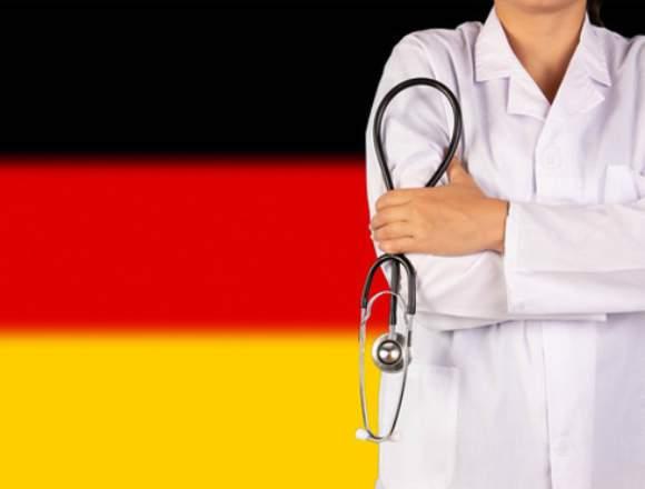 Enfermeras /os para Hospital en Alemania