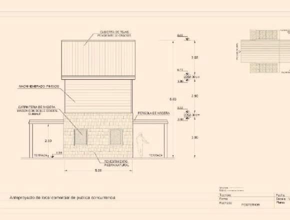 Delineaciones por Proyecto / A Distancia