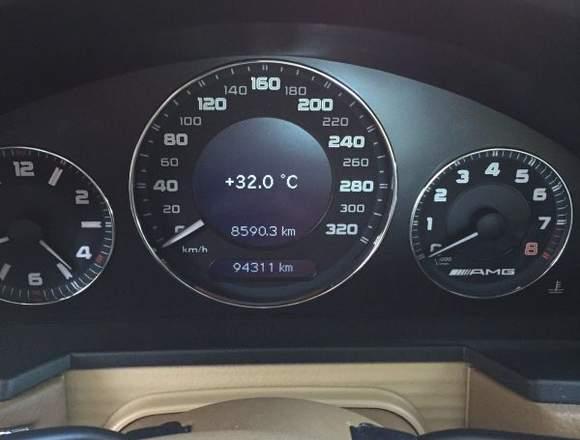 Mercedes-Benz E-Class E63 AMG 2011, 84,000 km