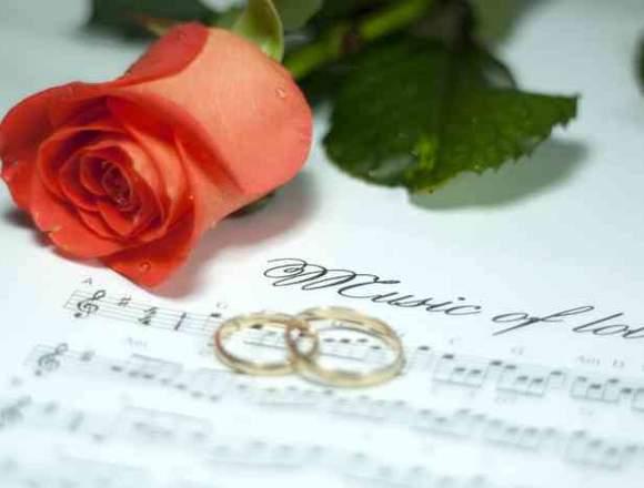 Música para Eventos, Matrimonios