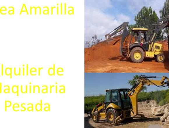 ALQUILER DE MAQUINARIA PESADA BOGOTÀ
