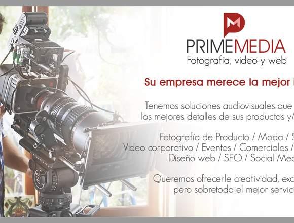 Grabación de video, fotógrafo y edición en bogotá