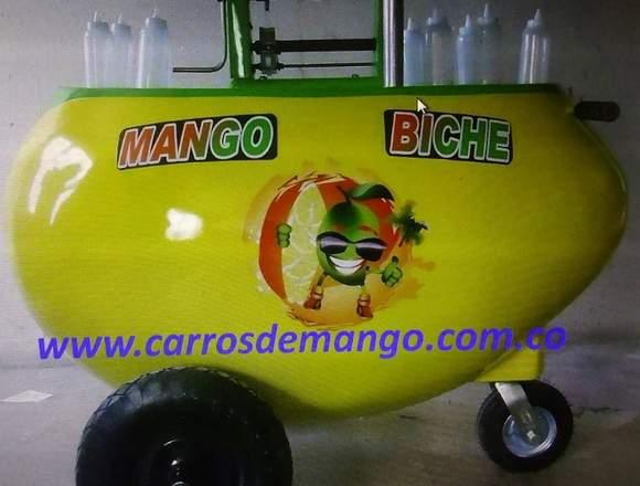 Carros de Mango y mucho mas.......