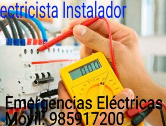 Electricista Instalador Autorizado Sec