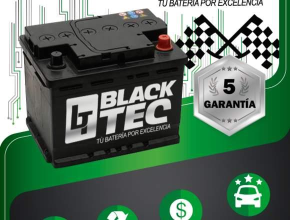 Baterías automotrices nuevas y de segunda mano
