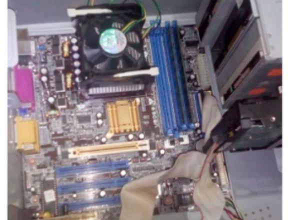 Intel Pentium 4 IDE