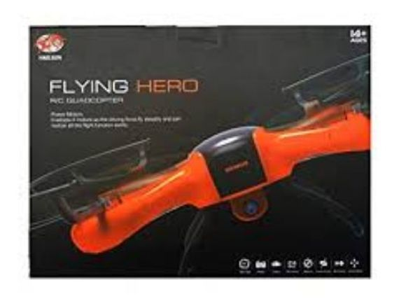 Dron Flying Hero bajo pedido