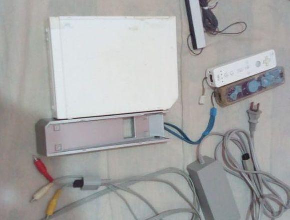 Combo de Nintendo Wii (usado)