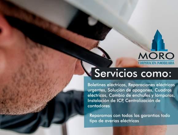 SERVICIOS DE ELECTRICIDAD EN PERÚ