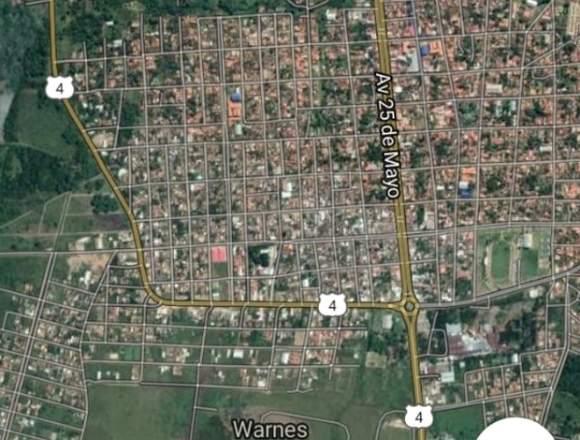 Excelente ubicación terreno en Warnes
