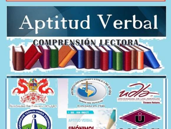 CURSOS VACACIONALES DE  LECTURA COMPRENSIVA