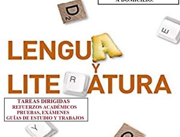 Nivelación Lengua y Literatura. Clases A domicilio