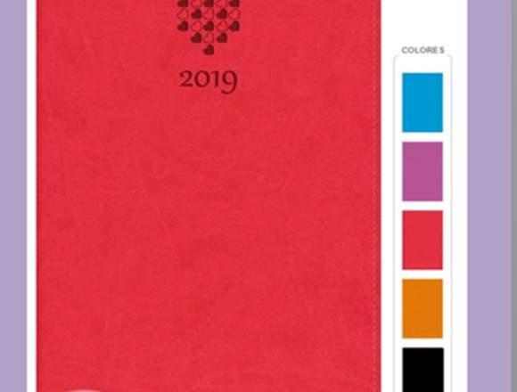 Agenda Diaria estándar 2019