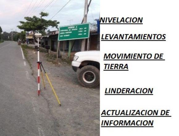 SOLUCIONES INTEGRALES DE TOPOGRAFIA E INGENIERIA