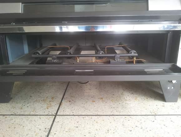 Horno panadero diez cámaras diez bandejas Coldelec