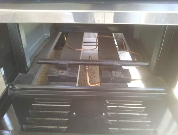Horno panadero tres cámaras Coldelec