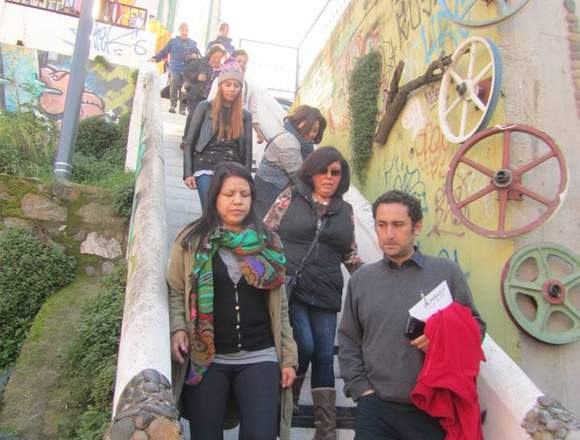 Taller de Patrimonio y Turismo en Valparaíso