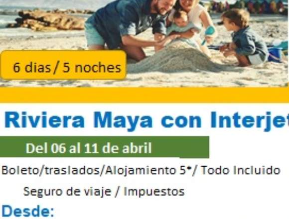 Viaje a Riviera Maya costo del tour