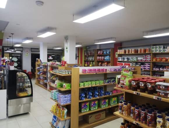 Cajero Market Chorrillos