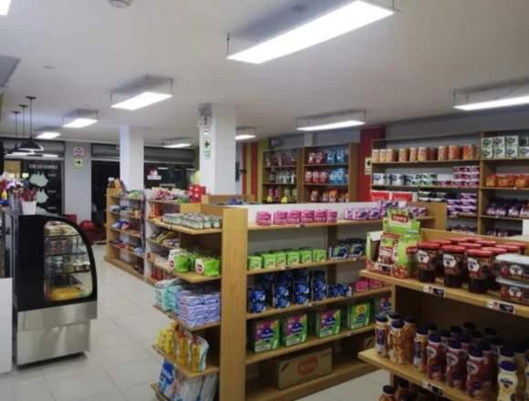 Traspaso Market Chorrillos