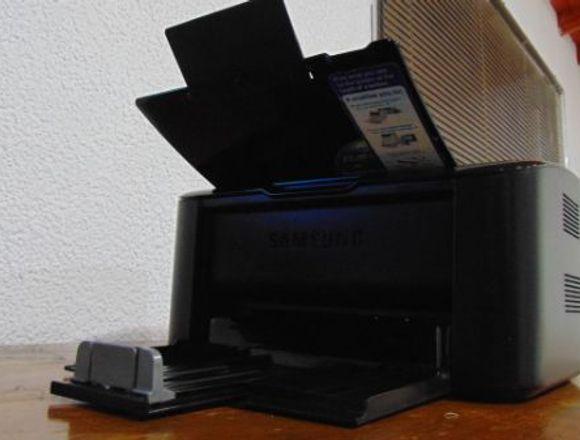 Impresora Samsung ML 1665