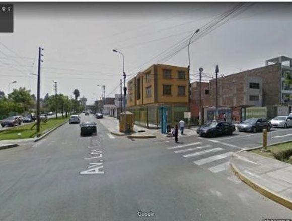 REMATO TERRENO COMERCIAL EN AV LOS CONSTRUCTORES