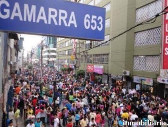 LOCAL COMERCIAL EN GALERIA GUIZADOS - GAMARRA